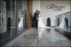 Chloe & Danny's Carlton Wedding Prestwick Scotland
