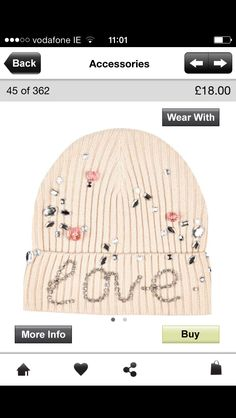 Wow login' it River Island <3