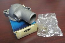 1964 1/2-68 NOS Mustang/62-68 Falcon 6-Cylinder Aluminum Thermostat Housing