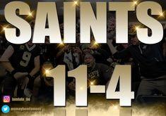 Saints 11-4 WhoDat!! 12/24/17