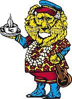 I Love Lion Kona Coffee;)