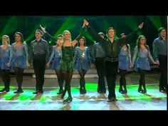 Irish Dance Group - Irish Step Dancing (Riverdance) 2009 Riverdance Lead dancers are Nicola Byrne and Alan Kenefick
