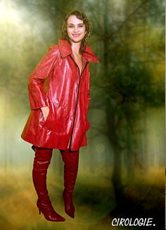 Collection Cacciatore Intérieurs privés Lyon, 24500 - This photo is copyrighted by the photographer and may not be used without permission. COPYRIGHT : Cirologie.com Red Leather, Leather Jacket, Cacciatore, Lyon, Collections, Jackets, Fashion, Surfboard Wax, Studded Leather Jacket