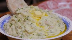 Ciabatta, Pesto, Potato Salad, Mashed Potatoes, Rice, Cooking Recipes, Dinner, Ethnic Recipes, Food