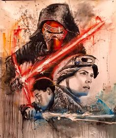 The Force Awakens by  Rob Prior