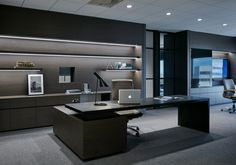 Victoria Commercial 2015 Sophisticated, monochrome and beautifully detailed, Salta's new office on Collins Street serves as…