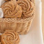 Biscotti integrali al cioccolato fondente - vera in cucina