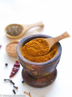 Jamaican Curry Powder