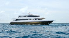 Maldives Liveaboard |Live Aboard | Safari Boat Diving What a cool dive vacation this would be!