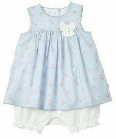 Hecho a mano faldas ropa de bebé niñas nuevo Lote de conjunto de Tela de Peluche Reino Unido Harrods Osos