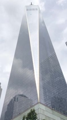 Fyuse - More One World Trade Center #nyc #architecture