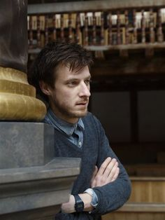 Arthur Darvill at the Globe