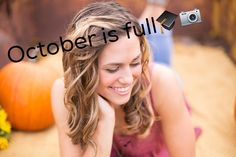 Booked your Fall Senior Portraits ASAP  #