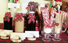 {Holiday} Celebrate the Season With A Hot Toddy Bar on http://pizzazzerie.com
