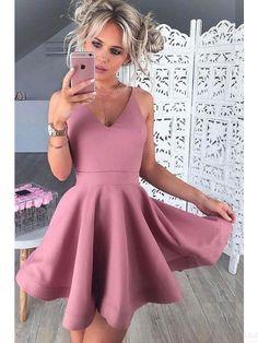Such a pretty pink dress