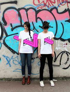 Landline – Portraits et Illusions géométriques