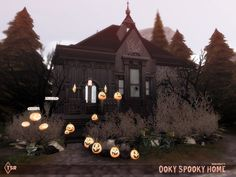 moniamay72: This is spooky cottage - Sims 4 Updates -♦- Sims 4 Finds & Sims 4 Must Haves -♦-