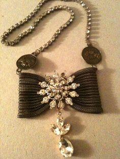 My Bowtie Necklace!