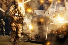 Medal of Honor: Warfighter – Fire Team Multiplayer Gameplay Trailer