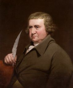 Portrait of Erasmus Darwin 1790 - 1795 (c.) Joseph Wright of Derby b. Derby-d. Derby) Wolverhampton Art Gallery OP acquired in The painting was owned by the Darwin Family in the mid century. Charles Darwin, Isaac Newton, Louis Xvi, Carl Von Linné, Great Thinkers, Mary Shelley, Natural History, Joseph, People