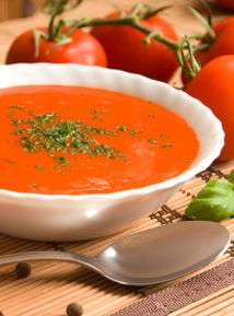 ... Tomato Basil Soup, Chicken and Vegetable Tomato Soup, Pumpkin Cashew