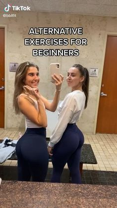 Leg Day Workouts, Gym Workouts Women, Fitness Workout For Women, Butt Workout, Easy Workouts For Beginners, Workout Videos For Women, Beginner Workout At Home, Gym Routine For Beginners, Fitness Inspiration