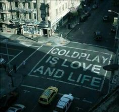 Street Art in Words Life in 4 words