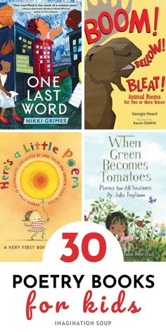 Poetry Books For Kids, Best Poetry Books, Kids Poems, Sensory Images, Animal Poems, Shape Poems, Poetry Activities, Poetry Lessons, Book Of Poems