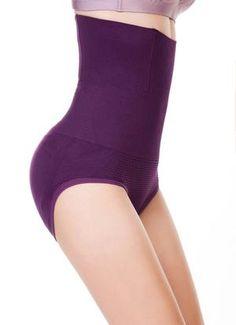 c1dbdf4eb0b97 Women High Waist Body Shaper Panties tummy Belly Control