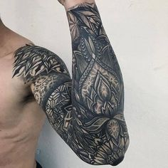 unique Tattoo Trends - 16105947_1236207316486930_6669893728661225900_n.jpg (640×640)