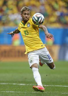Neymar. El fútbol en estado puro.