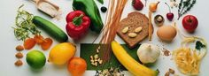 Fruit, Vegetables, and Whole Grains - for better heart health and lower cholesterol! Healthy Snacks For Diabetics, Super Healthy Recipes, Health Snacks, Healthy Foods To Eat, Lower Cholesterol Diet, Valeur Nutritive, Healthy Living Magazine, Nutrition Program, Nutrition Classes