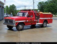 Ford F-800 - Boardman pumper