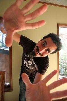 Serj Tankian. LOVE.