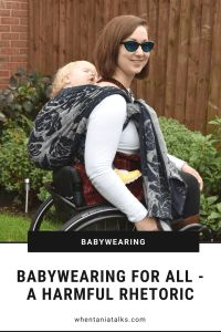 Here, I take a look at the 'babywearing for all' rhetoric and consider whether this is helpful or harmful for those with chronic illness and/or disability. Chronic Illness, Chronic Pain, Kids Health, Children Health, Women's Health, Social Class, T Dress, Making Excuses, Health Resources