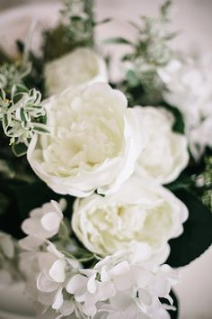 Matt & Jo / Classic city wedding inspo. Panama Dining Room, Melbourne.  Flowers by The Handsome Bloom.