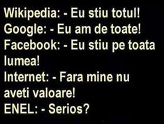 Care-i mai tare, nu? Cute Texts, Funny Texts, Funny Jokes, Really Funny, Super Funny, Funny Cute, Funny Photos, Funny Images, Lol So True