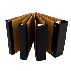 Wood 3 ring binders strong recyclable and beautiful corporate rebinder professional recycled binders combo malvernweather Choice Image