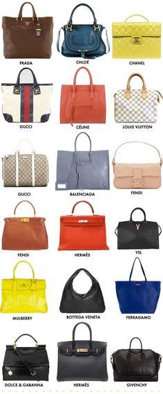 We Love Handbags !!!