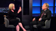 *Great Interview* | Real Time with Bill Maher: Sen. Kirsten Gillibrand on Women in Governmen...