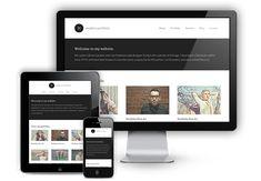 Modern Portfolio Responsive WordPress Theme
