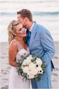 Kristen + Christian | New Year's Eve Satellite Beach Wedding - Melbourne, Florida Photographer - Liz Cowie Photography