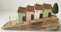 Miniatures | Up Hill, Down Dale! (Pastels)