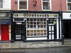 The pubs of Dublin