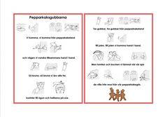 Mariaslekrum - Tecken. Preschool, Bullet Journal, Teaching, Songs, Tips, Communication, Kid Garden, Kindergarten, Education