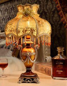 Carved Royal Empress Table Lamp @  http://fvvdecor.com/products/carved-royal-empress-table-lamp