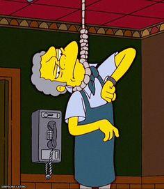 Moe. The Simpsons