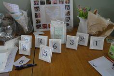 Wedding Table Numbers Wedding Table Numbers, Storage, Furniture, Home Decor, Purse Storage, Table Numbers, Store, Interior Design, Home Interior Design