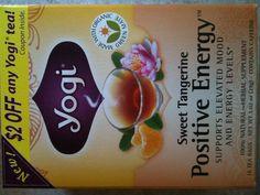My new favorite Yogi Tea Works Well With All Of The Green Yogi Teas