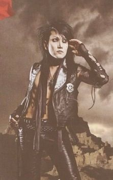 Black Veil Brides - Ashley Purdy - Bassist